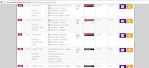 Acca Match Screenshot
