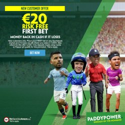 Paddy Power Free Bet