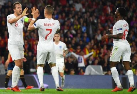 Spain V England Nations League