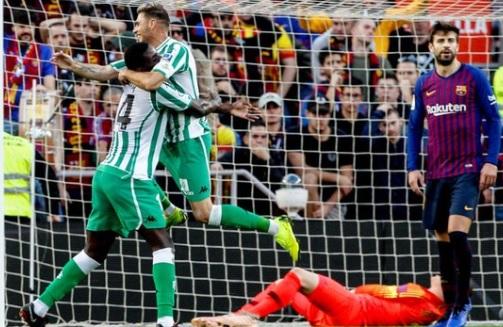 Barcelona La Liga Betting