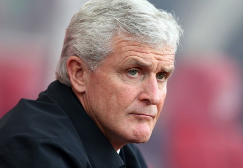 Mark Hughes Picture