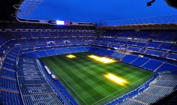 Santiago Bernabeu - World's Top Football Destinations