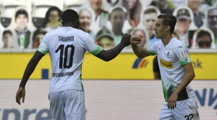 Marcus Thuram Goals Galore Borussia Mönchengladbach