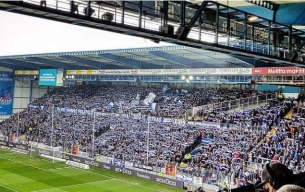 Arminia Bielefeld Schüco-Arena