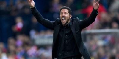 Diego Simeone Atletico Madrid La Liga