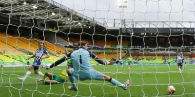 Norwich V Brighton Premier League MatchDay 33