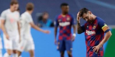 Bayern Munich hammer Barcelona 8-2