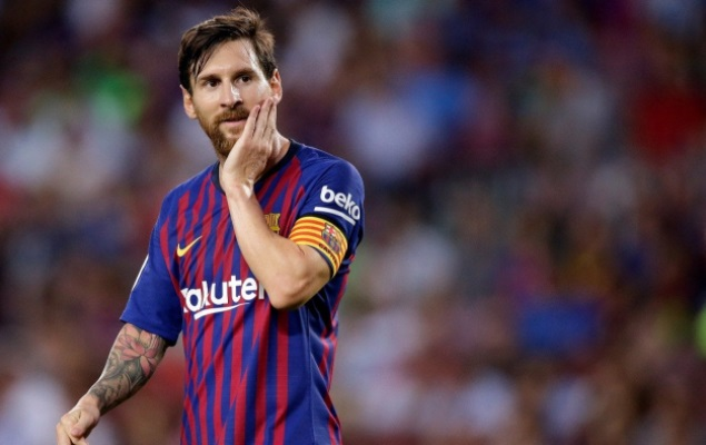 Messi tells Barcelona he wants to leave