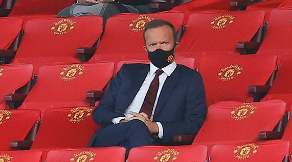 Ed Woodward Man Utd CEO