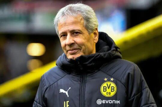 Borussia Dortmund Sack Lucien Favre
