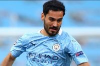 Ilky Gundogan scored twice as Man City beat West Brom 5-0