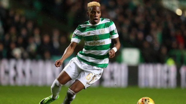 Celtic's Charly Musonda - Football Hitz