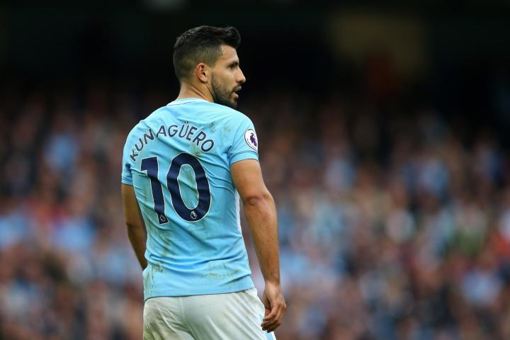 Sergio Aguero - Football Hitz