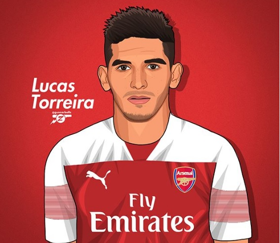"""competitive price 1f2d1 a0ed4 Sky Sports: """"It's Done"""" – Arsenal agree €30m Torreira's deal ..."""