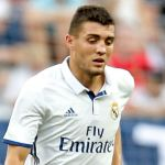 Real Madrid's Mateo Kovacic