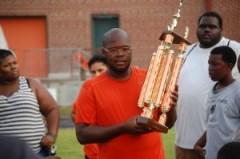 Ivory Durham MOT 14U Head Coach