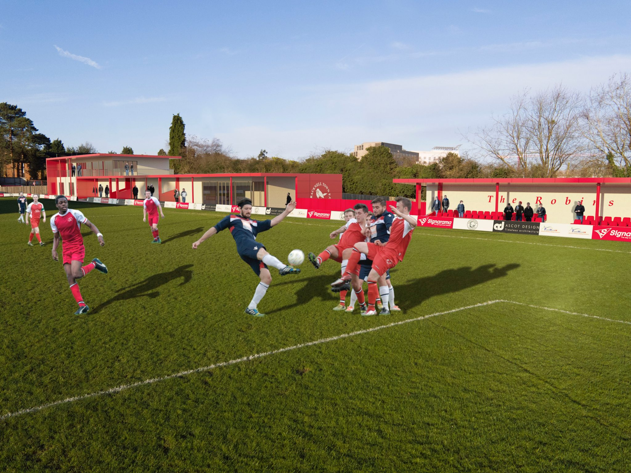'3G' artificial pitches all the rage for clubs in Berkshire