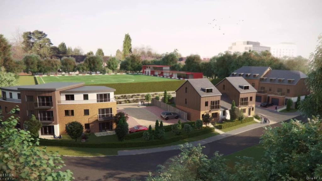 Future developments: Smart updates and an artificial pitch at Bracknell