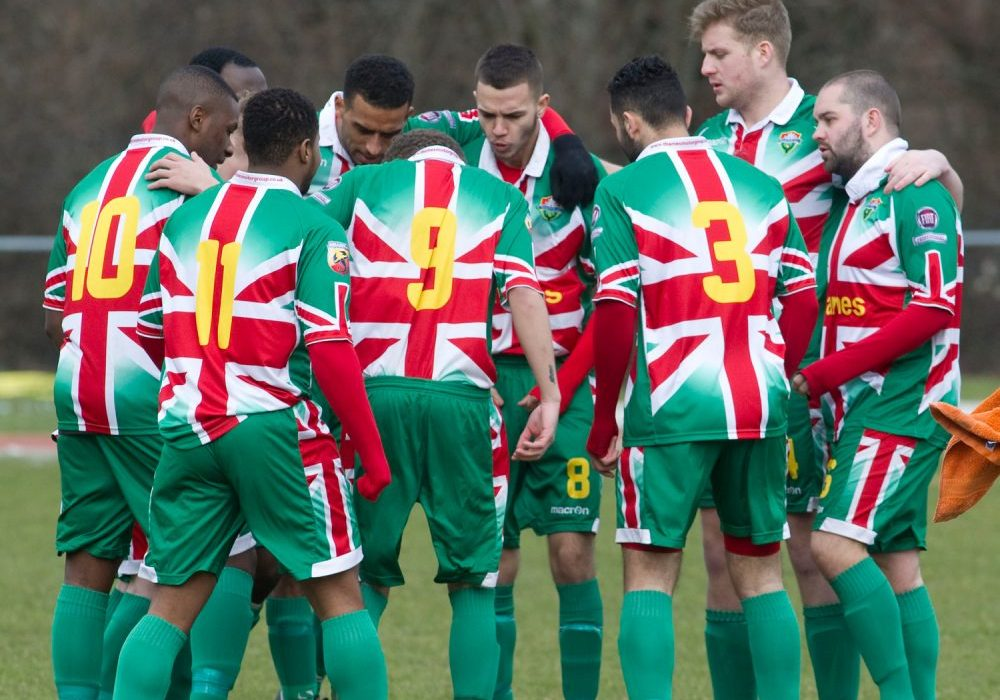 Is Windsor Football Club's kit the worst of all time?