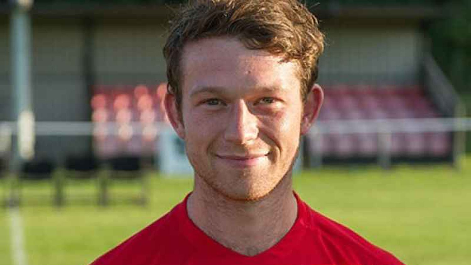 New midfielder for Woodley United FC ahead of kick-off