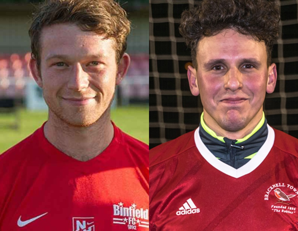 Local footballers raising money – can you support Dan Horscroft and James Suarez?