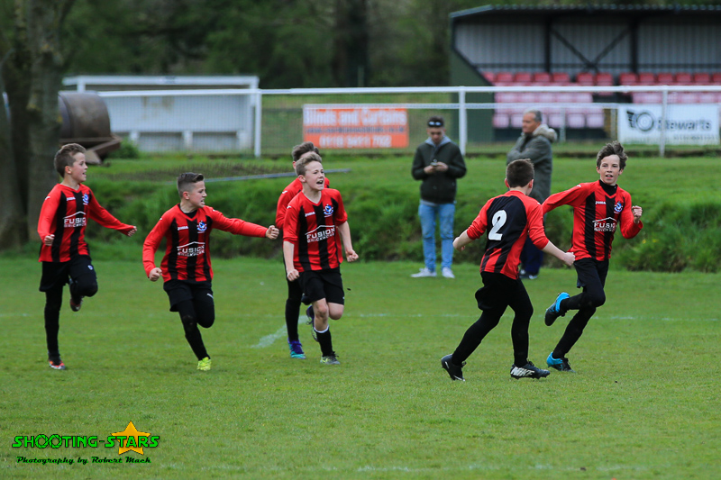 Eldon Celtic under 11s 2