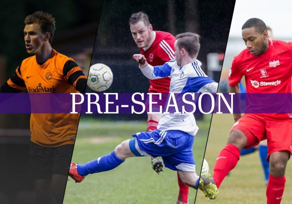 Full 2018/19 pre season football fixture calendar for Berkshire clubs