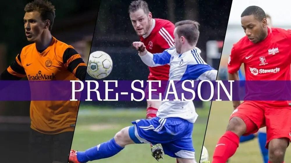 Full 2020/21 pre season football fixture calendar for Berkshire clubs
