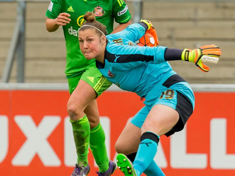 Reading FC Women's goalkeeper makes England senior squad
