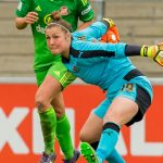 Reading FC Women's goalkeeper makes England senior squad