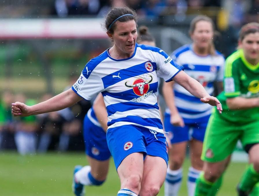 Reading FC Women in the Spotlight – Helen Ward