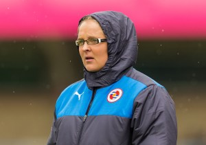 Reading FC Women vs Sunderland Ladies at Wycombe. Photo: Neil Graham.