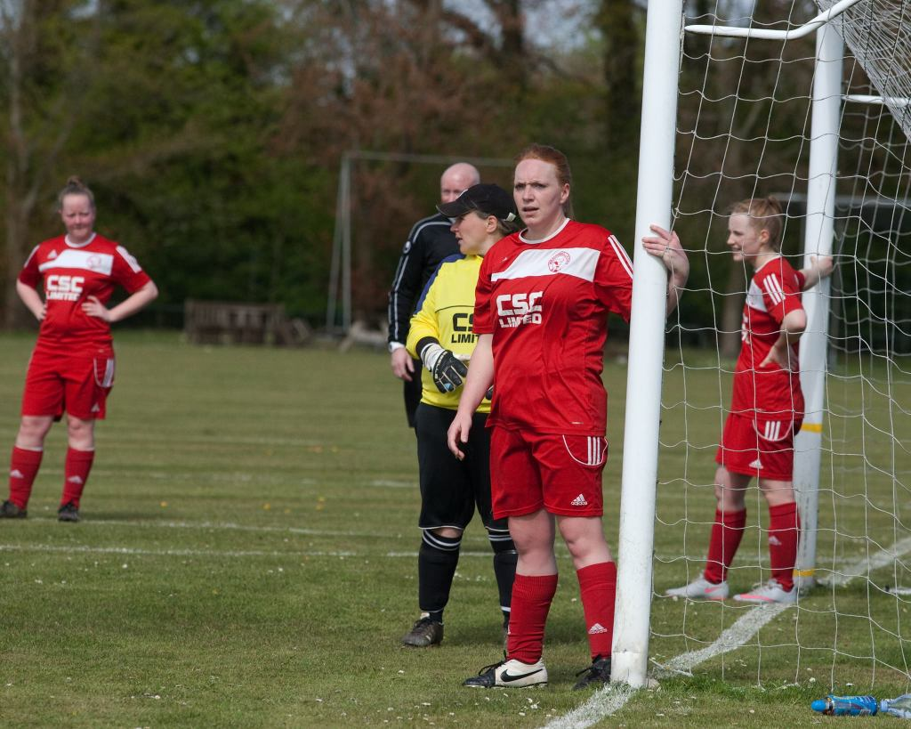 Bracknell Ladies team looking for experienced players