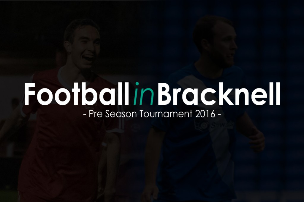 FootballinBracknell pre season cup table, results and fixtures