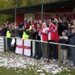 Tuesday was Bracknell Town FC's biggest crowd since 2003 FA Cup