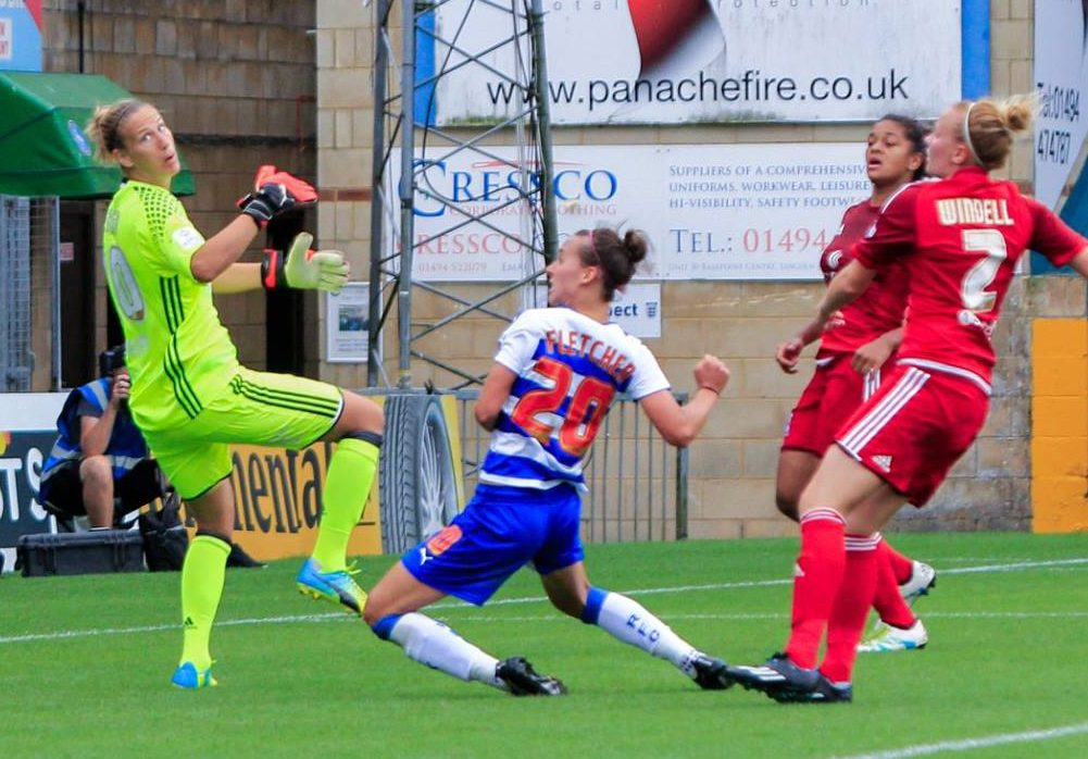 Reading Women 1 Birmingham 1: Royals still waiting on first win