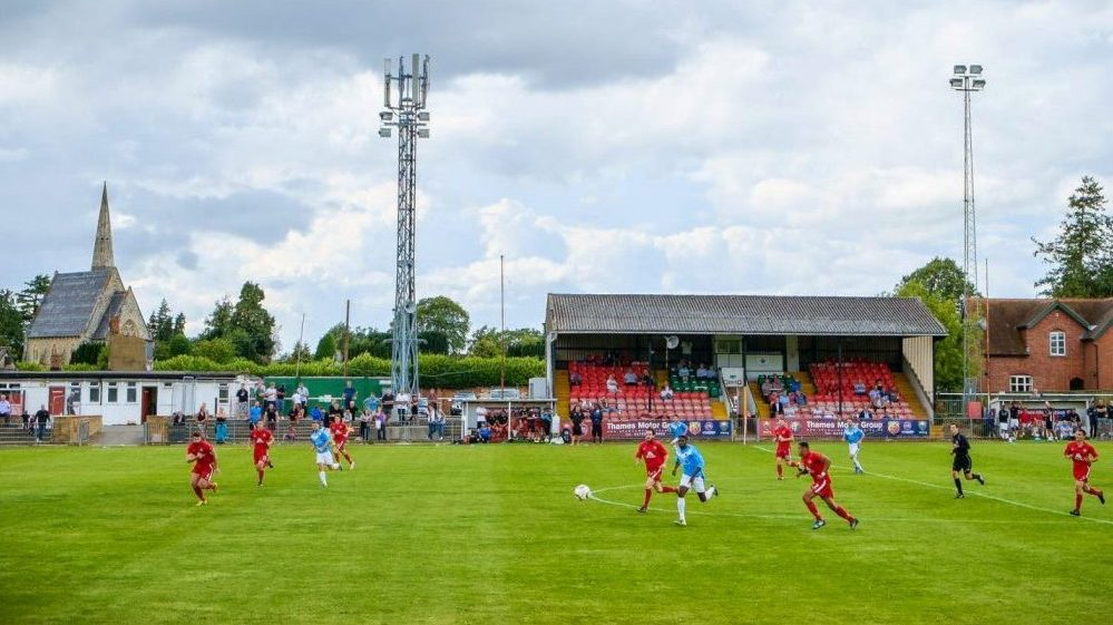Take the Hellenic League ground-hop across five counties