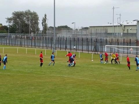 'Monsoon' causes pre season fixture abandonment at AFC Aldermaston