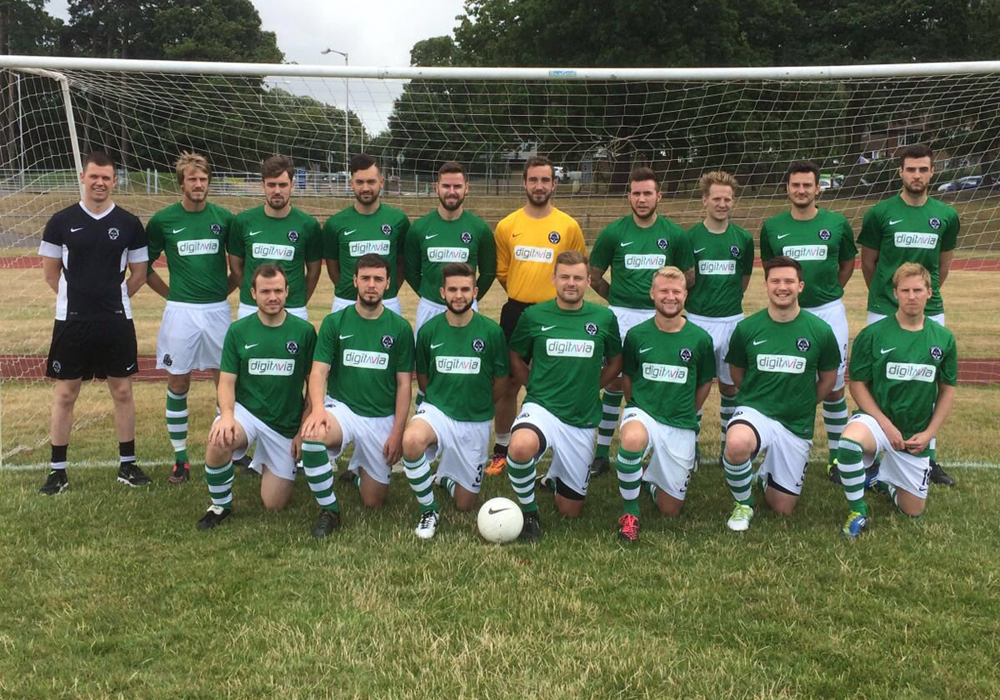Berks County FC pick up first win of the season in Thames Valley Premier