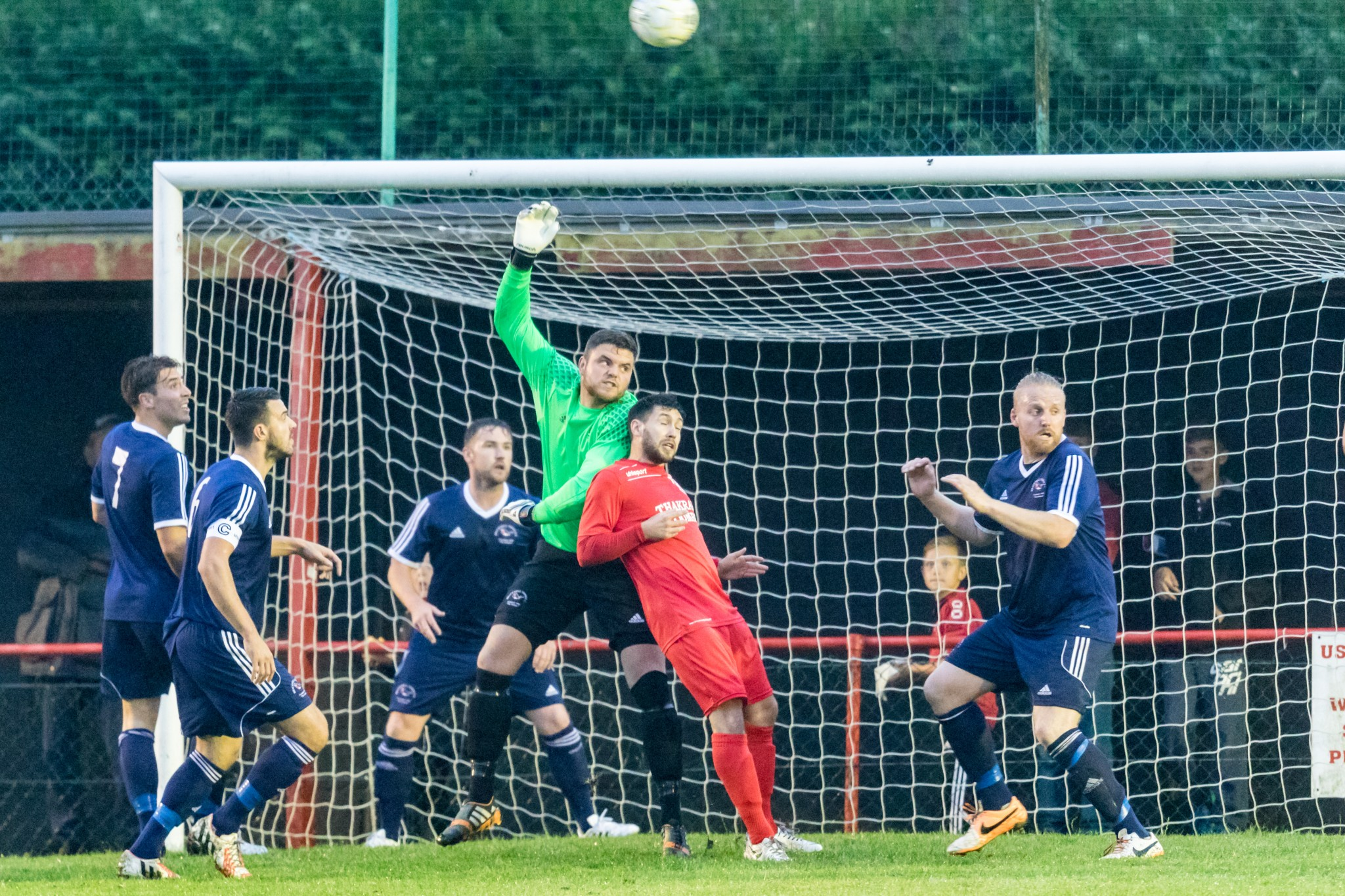 Can Bracknell Town FC overcome Holmer Green at the second attempt?