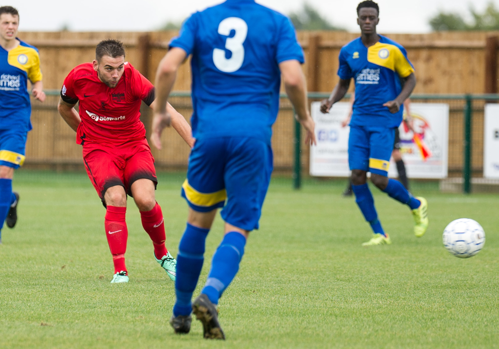 Wootton Bassett 0 Binfield FC 1: Connor strike secures all three points