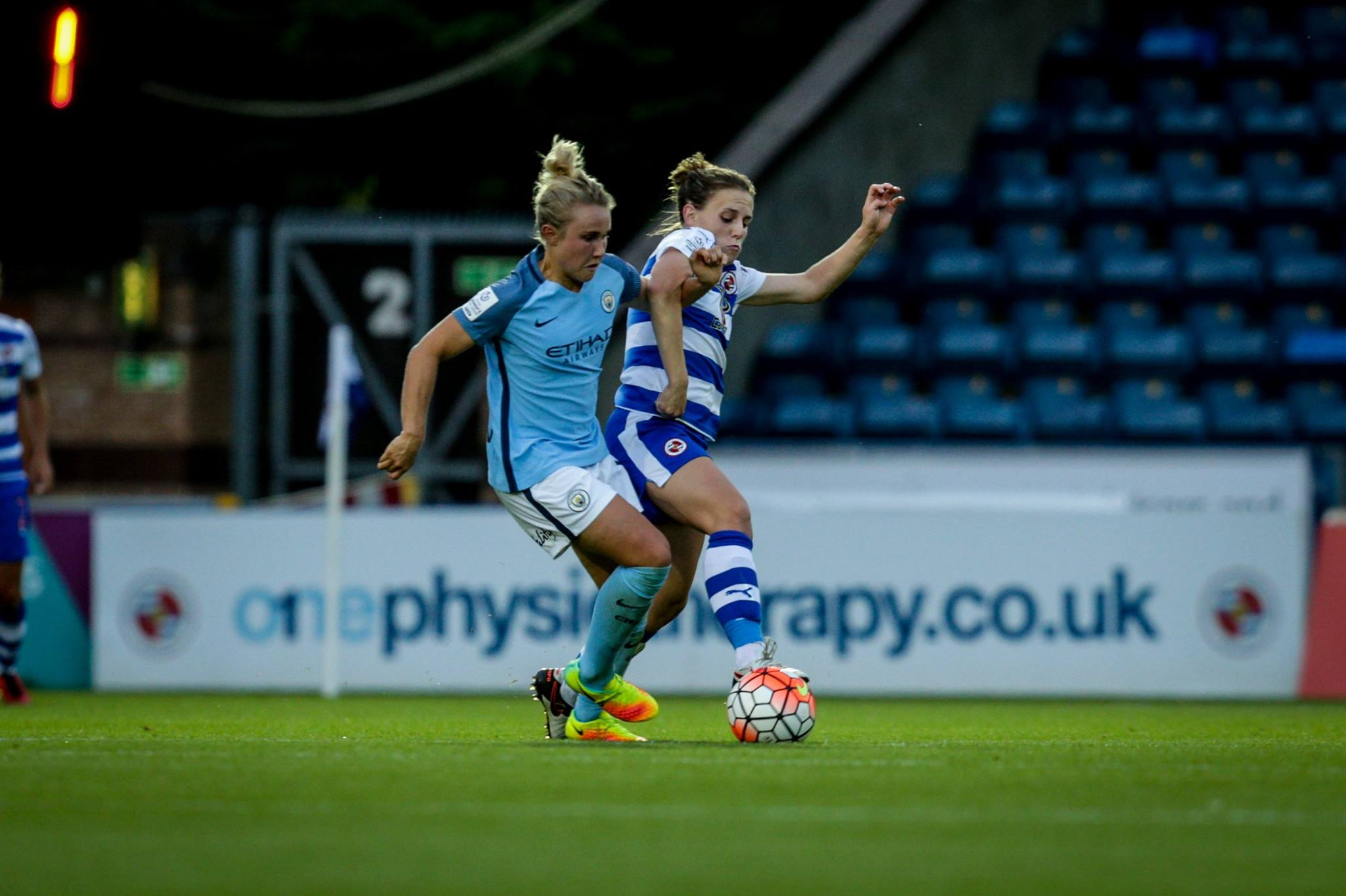 Reading FC Women 1 Manchester City Women 2: Deadly Duggan sinks battling Royals
