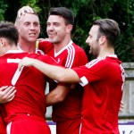 Friday night FA Vase tie for Bracknell Town FC