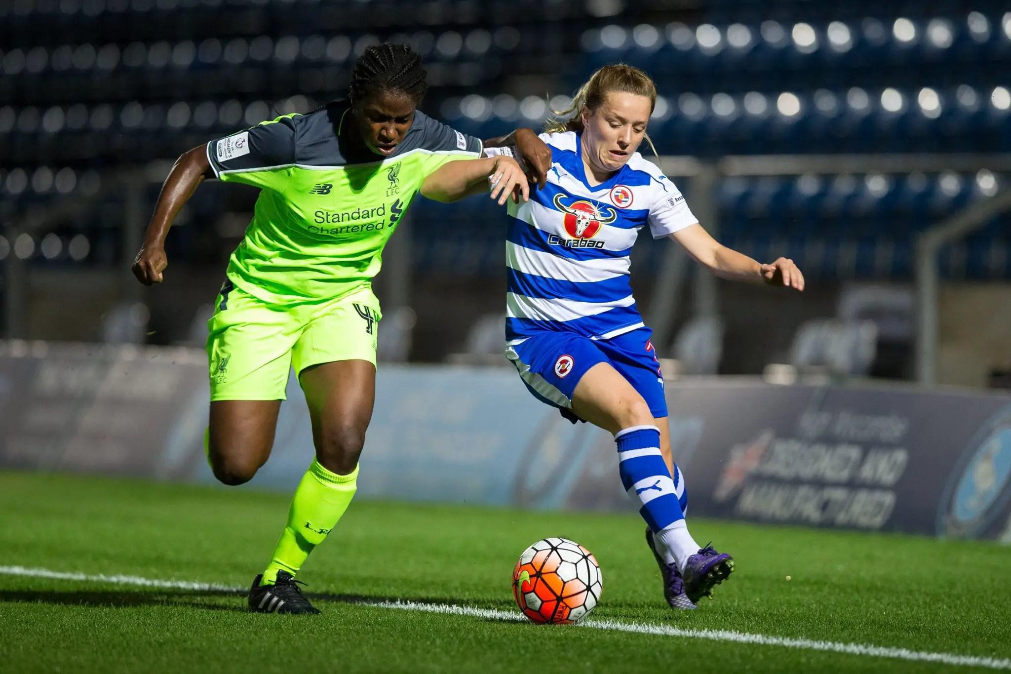 Reading FC Women in the Spotlight – Harriet Scott