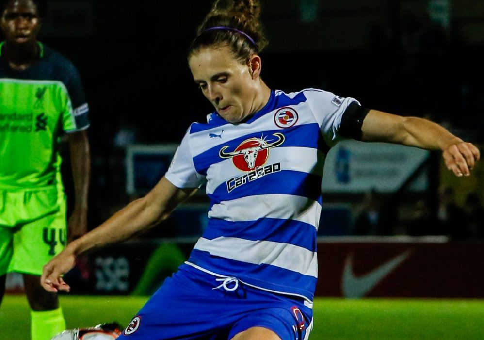 Reading FC Women in the Spotlight – Lauren Bruton