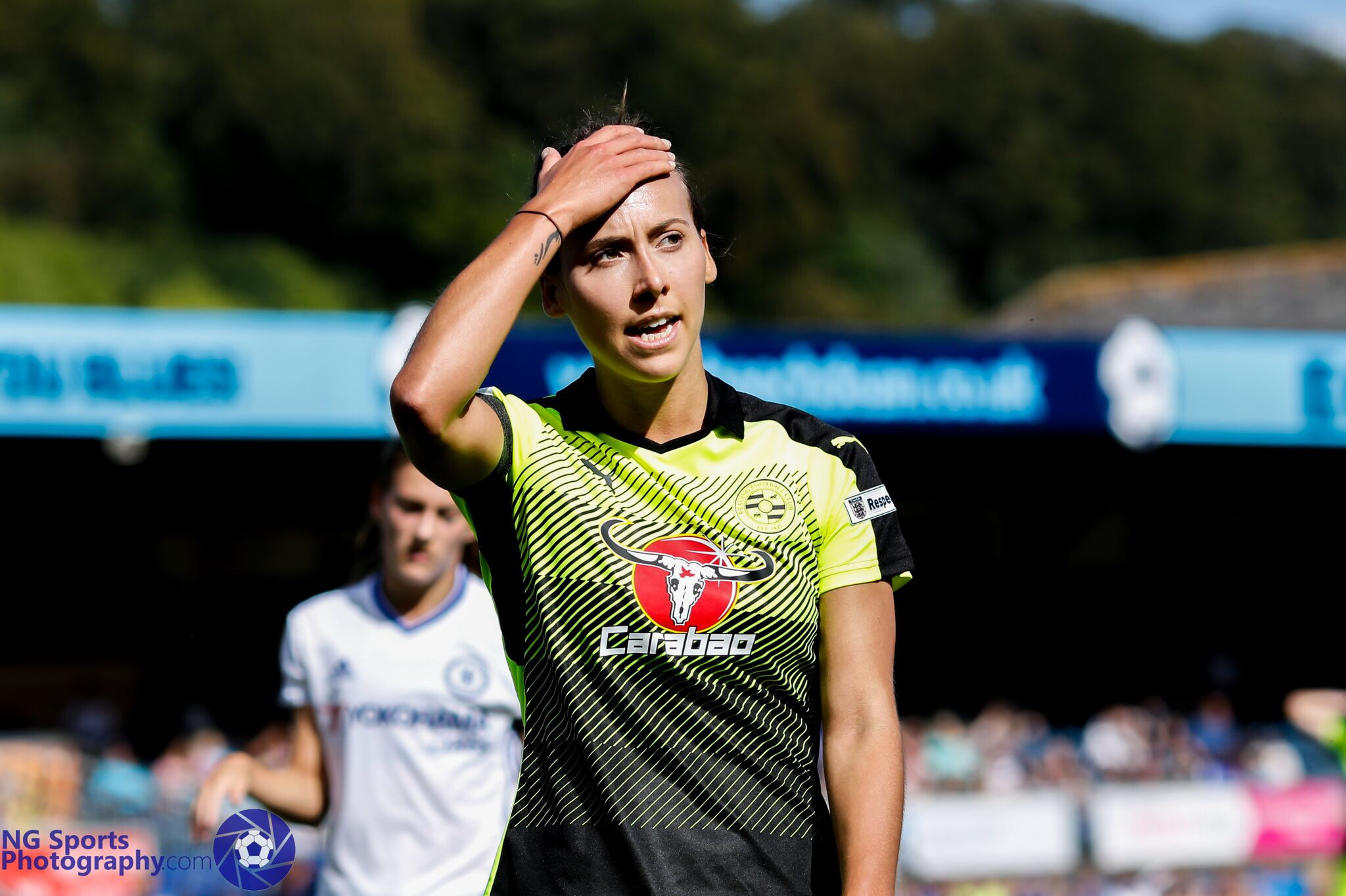 Reading FC Women 0 Chelsea Ladies 3 – Injury time brace flatters Emma Hayes' side