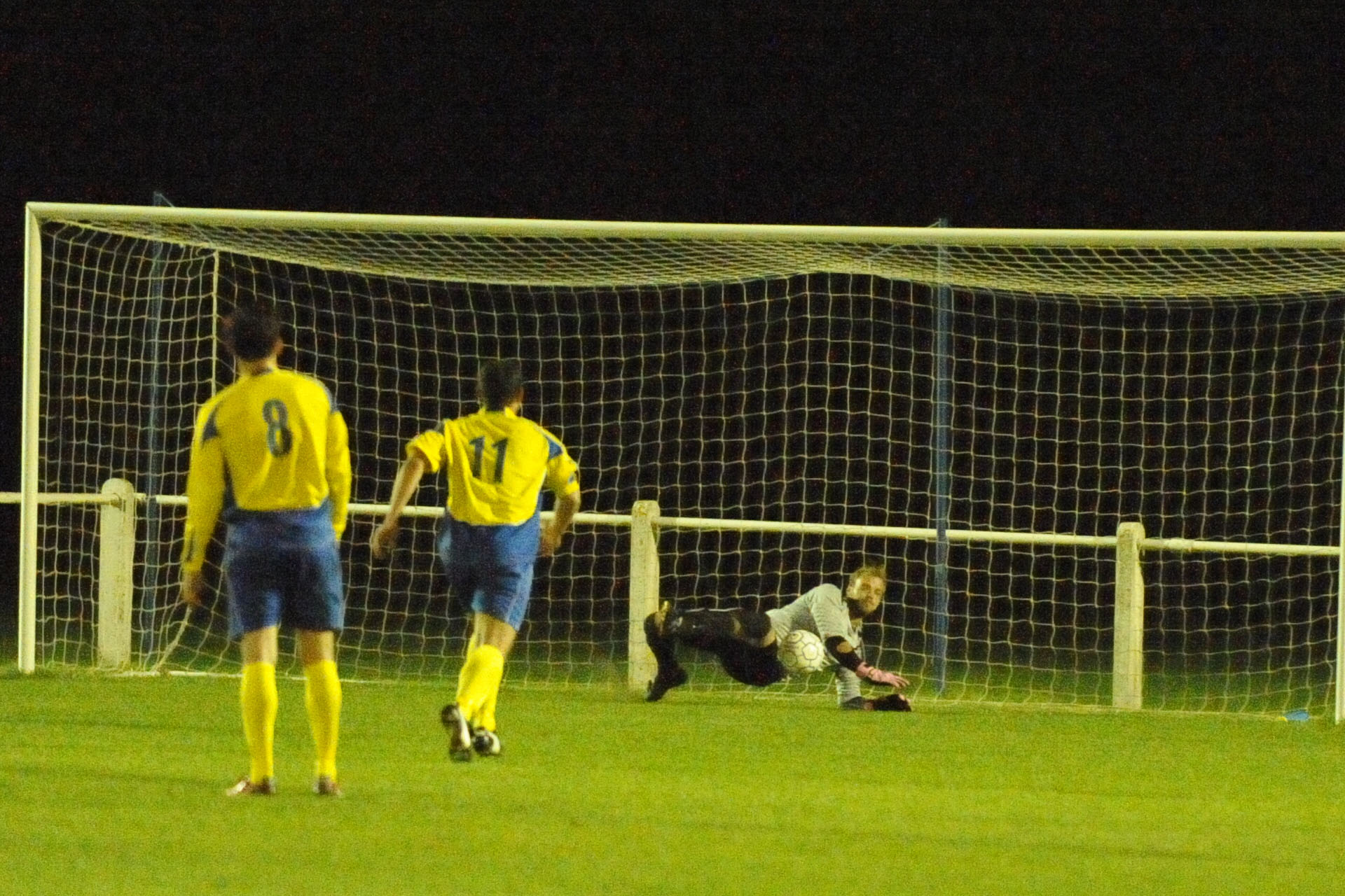 FIVE of the best images from Ascot United FC this week