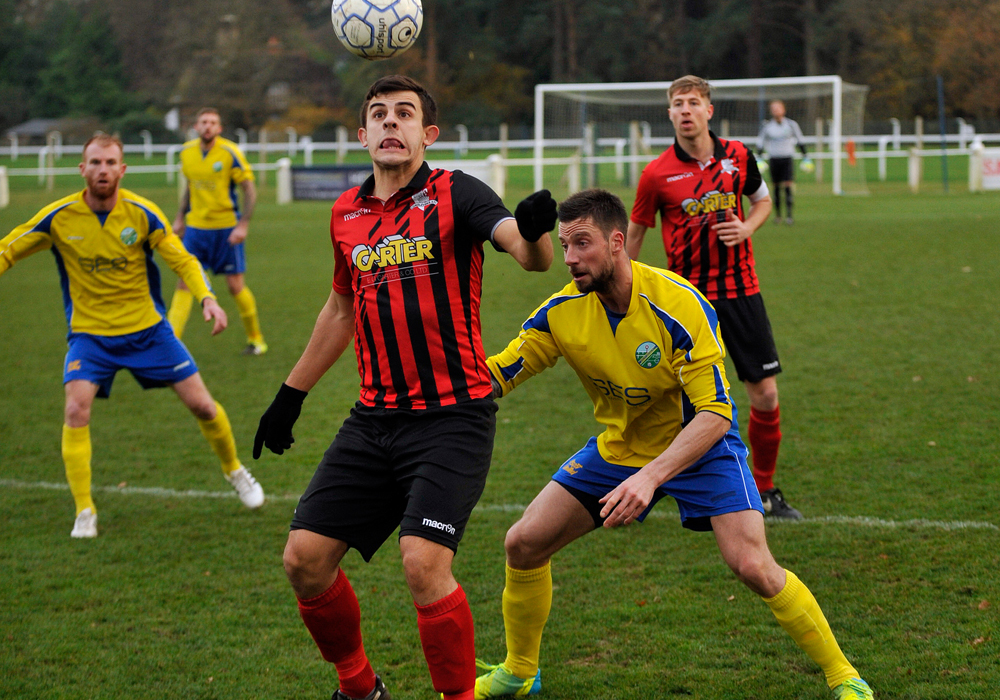 Weekend: Away days in the Hellenic Premier, Ascot United host Flackwell