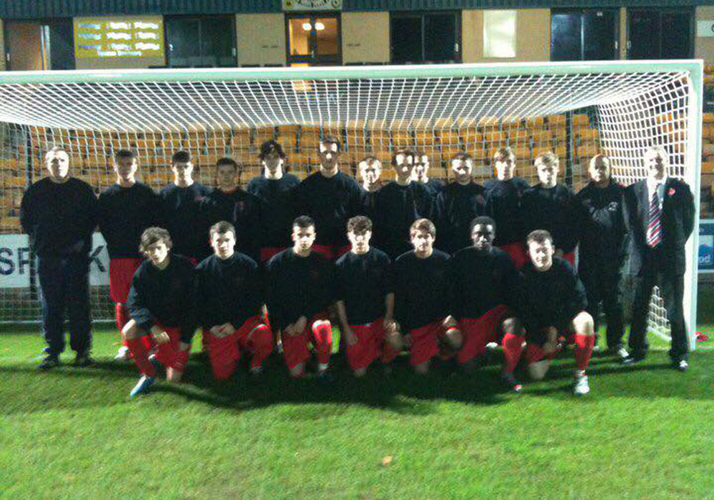 Help us find the 2010/11 Bracknell Town Youth Team