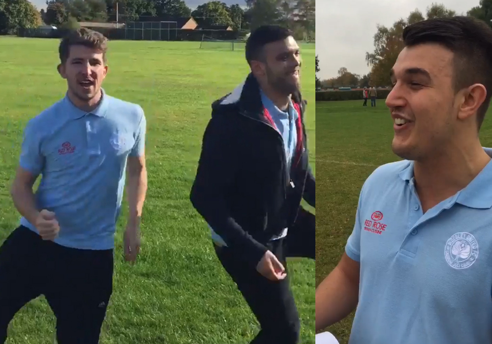 Has Woodley (United) got talent? Vote for your number one